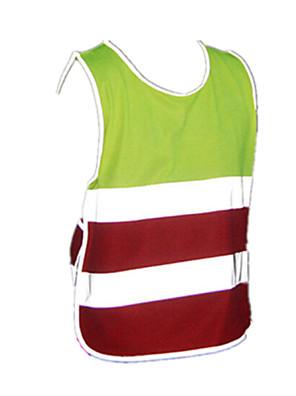 Cyklovesta Děti / Unisex Bez rukávů Jezdit na kole Prodyšné / Lehké materiály / Reflexní pásky Vesta / Vrchní část oděvu 100% polyester