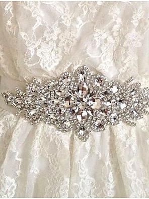 "אורגנזה / סגסוגת חתונה אבנט נשים 59 אינץ'(150ס""מ)"