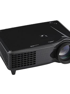 házimozi projektor 3000lumens lumen WXGA (1280x800) LED 3D