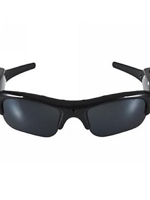 2016 mini sportovní kamera audio video rekordér brýle brýle přenosný 720p HD DVR sluneční brýle kamera