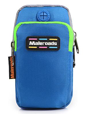 תיקי ספורט Maleroads® פאוצ'ים / ערכות תיקי גב ניתן ללבישה תיק ריצה טלפון סלולרי כל / Iphone 6/IPhone 6S/IPhone 7 4inchמחנאות וטיולים /