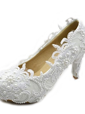 Wedding Shoes - Saltos - Saltos - Branco - Feminino - Casamento / Festas & Noite / Social