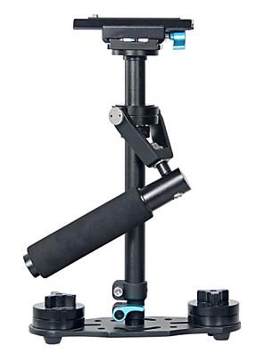 yelangu® kapesní hliníková slitina stabilizátor 40cm DSLR pro fotoaparátů a videokamer