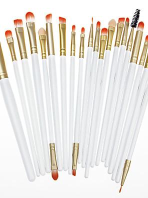 20pcs/set Makeup Brushes Powder Foundation Eyeshadow Eyeliner Lip Brush Set