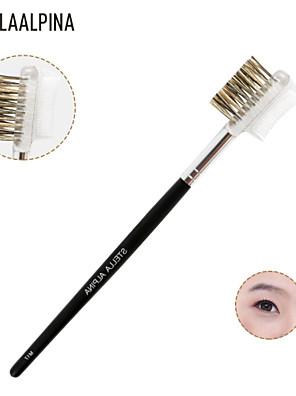 1 מברשת גבות זיפי מברשת מקצועי עץ עין Stellaalpina