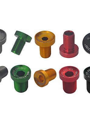 בסוגריים תחתון - רכיבה על אופניים / אופני הרים / אופני כביש / MTB / BMX / TT / אופני ציוד קבועים / רכיבת פנאי - אחרים (שחור / אדום / ירוק
