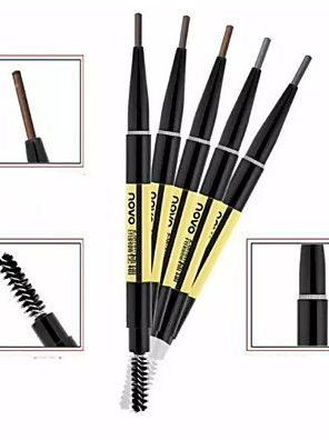 how to make eyebrow pencil look natural