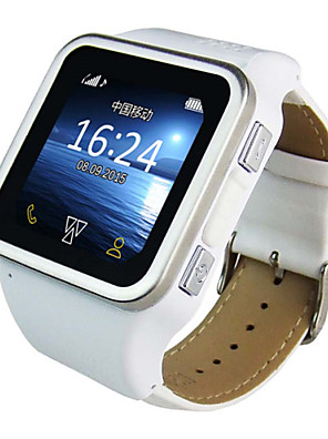 stilvolle billige SIM-Kartensteck intelligente Uhrtelefon mit mp4