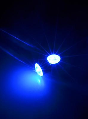 ímãs presente do dia dos namorados o romance emissor de luz brincos de nenhuma luz orelha furada decoração lâmpada LED