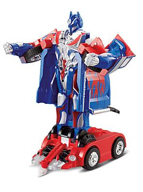 JIAQI® Robot 2.4G deformation Toy RC Køretøjer