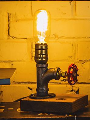 אורות שולחן 110-220v הנורה אדיסון E27 מנורת הלילה תעשייתית וינטאג עבור מסיבת יום הולדת חתונת קישוט-FJ-dt2s-039c0