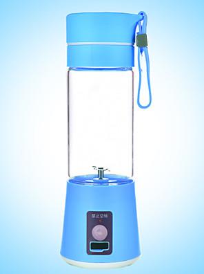 380ml elektrische draagbare USB oplaadbare milkshake sap blender shaker fles