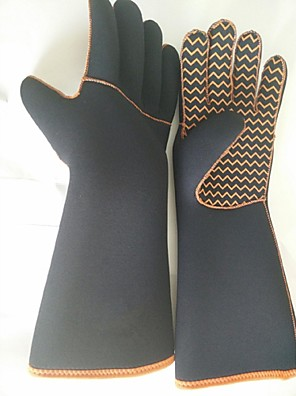 sbr neopreen vissen handschoenen jacht eend handschoenen 100% totale waterdicht 3,5 mm dikte warm
