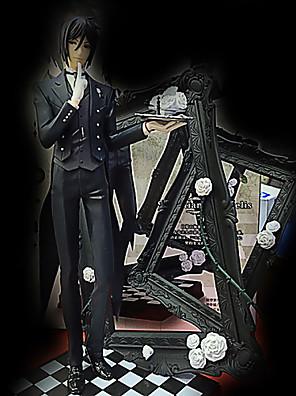 Black Butler Sebastian Michaelis 25CM Figuras de Ação Anime modelo Brinquedos boneca Toy