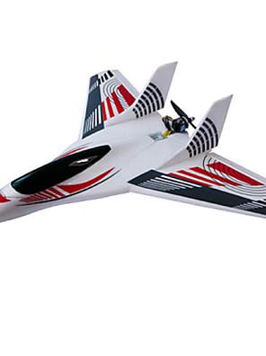 Skyartec rc vliegtuig mini skyfun rtf basic met 3g3x technologie (mnfj3x-01)