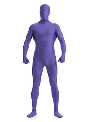 Men's Lycra Spandex Zentai Suit Full Body Suit