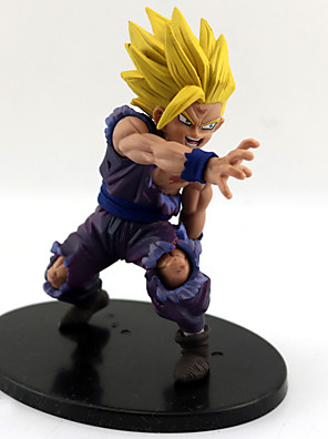 Dragon ball Son Gohan PVC 12CM Figuras de Ação Anime modelo Brinquedos boneca Toy