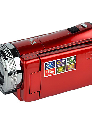 "ordro® DV-108 digitální videokamery 720p 2,7 ""TFT-LCD displej CMOS senzor detekce obličeje Anti-Shake"