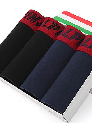 L'ALPINA Heren Katoen Boxer shorts - 21129