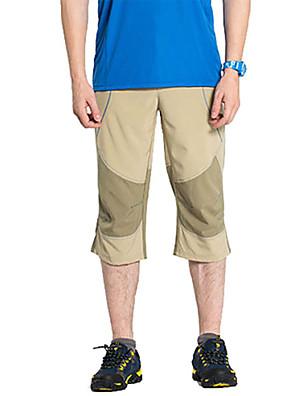 לגברים מכנסיים / מכנסי שלושה רבעים / תחתיות מחנאות וטיולים / דיג / ספורט פנאי / רכיבה על אופניים/אופנייים / חוצה מדינות / אזור נידח / ריצה