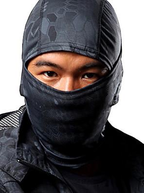 Unisex Face Mask Outdoor a turistika / Lov / Rybaření / Lezení / Jezdectví / Cyklistika/Kolo / Cross-Country / Turistika / Motocykl / Běh