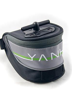 YANHO® תיק אופניים 2LLתיקי אוכף לאופניים עמיד למים / פס מחזיר אור / חסין זעזועים / ניתן ללבישה / רב תכליתי / מחזירי אור / טלפון/Iphoneתיק
