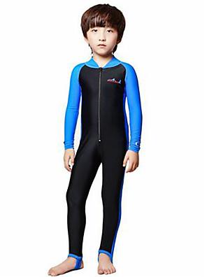 Ostatní Děti Potápěčské obleky Diving Suit Komprese Mokré obleky 2,5 až 2,9 mm Růžová / Modrá S / M / L / XL Potápění