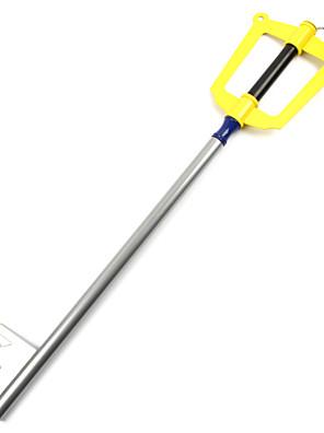 Arma Inspirado por Kingdom Hearts Sora Anime/Games Acessórios de Cosplay Arma Amarelo / Azul Liga Masculino
