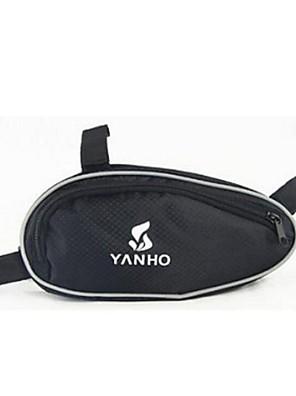 B-SOUL® Cyklistická taška 2LLBrašna na rám Voděodolný zip / Odolné vůči šokům / Nositelný / Multifunkční / Yansıtıcı / Telefon/Iphone
