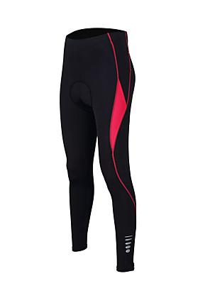 TASDAN® מכנסי רכיבה לנשים נושם / ייבוש מהיר / 3D לוח / רצועות מחזירי אור / תומך זיעה אופנייםמכנסיים / טייץ רכיבה על אופניים / שורטים