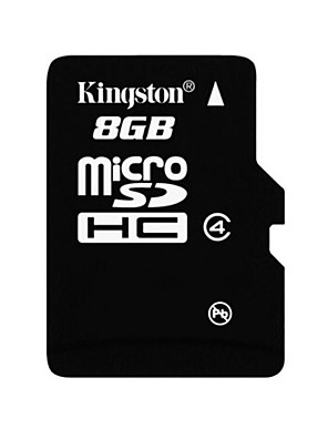 kingston micro sd tf flash-hukommelseskort 64GB 32gb 16gb klasse 10 UHS-I Class10 8GB class4