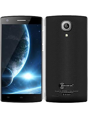 "kenxinda® J7 5.0 ""Android 6.0 3G okostelefon (dual sim okta core 5 mp 1gb + 8 gb fekete)"
