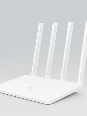 Xiaomi wifi router 3 2,4 g / 5GHz 1167mbps wifi repeater dual band engelske version app kontrol wi-fi trådløse routere