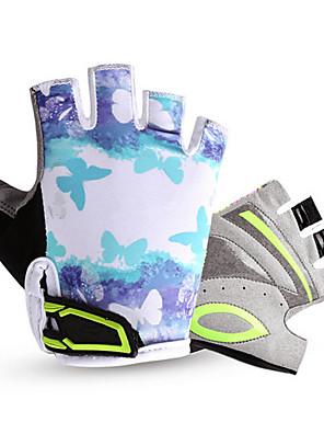 BATFOX® Luvas Esportivas Crianças Luvas de Ciclismo Verão Luvas para CiclismoAnti-Derrapagem / Respirável / Anti-desgaste / Permeável à