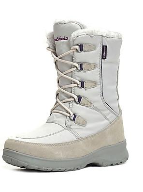 Botas Panturrilha(Branco / Cinzento Claro / Marron) - deEsportes de Neve-Mulheres