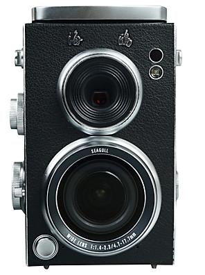 seagull® cm9s photograp e projeção da câmera hic tudo-em-uma câmera digital duplo