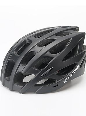 XINTOWN® Unisexo Moto Capacete 28 Aberturas Ciclismo Ciclismo / Ciclismo de Montanha / Ciclismo de Estrada / Ciclismo de Lazer / Skate