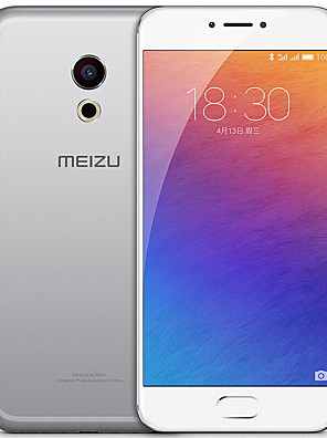 "meizu ML 3s 5.0 "" Android 5.0 4G-smartphone ( Dubbele SIM Octa-core 13 MP 2GB + 32 GB Grijs / Goud / Wit )"