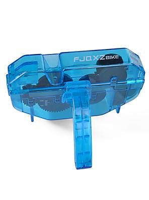Bicicleta Cadeia(Azul / Transparente / Vermelho,ABS / PC) -Durável
