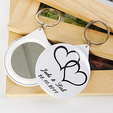 Buy Personalized Mirror Key Ring - Telesthesia (set 12)