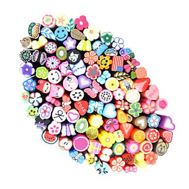 100pcs 3d cane stick rod sticker nail art decorations - Abonnement art et decoration ...