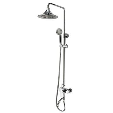 Grifo de ducha contempor neo alcachofa incluida - Grifos de laton ...