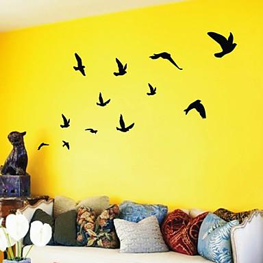 Birds Flying Wall Art Wall Stickers