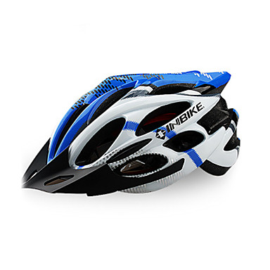 INBIKE Series New Stylish EPS Material Professional Cycling Helmet with Detachable Sunvisor 829