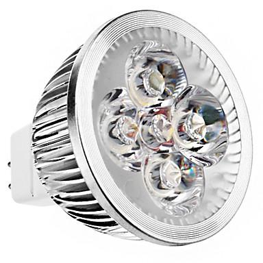 5w gu5 3 mr16 led spotlight mr16 4 high power led 240 lm. Black Bedroom Furniture Sets. Home Design Ideas