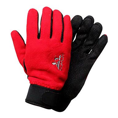 Antideslizante caliente de mantenimiento de los guantes de - Guantes de hielo ...