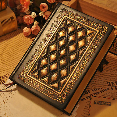 Buy B6 Relief Style PU Leather Creative Notebook