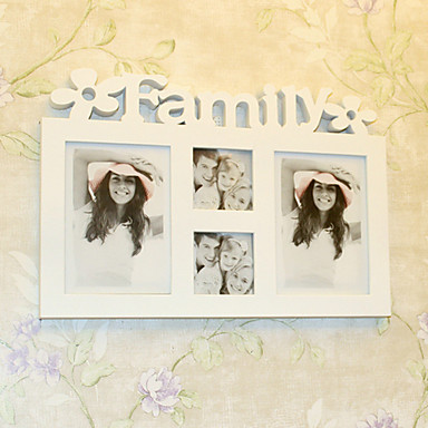"""10.5""""H Country Style """"Family"""" Picture Frame"""