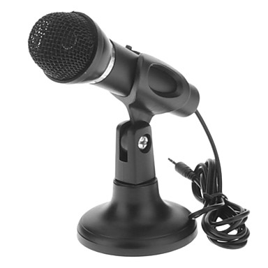 LX-M30 High Quality Multimedia Microphone For Net KTV,Computer,PC