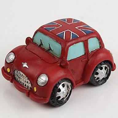 "1.50""H Retro Style Car Shape Mini Collectible"
